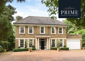 6 bed detached house for sale in Granville Close, Weybridge KT13
