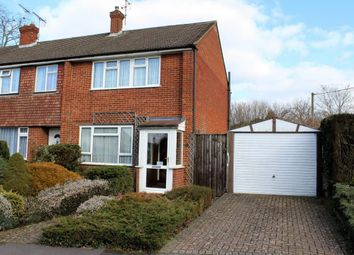 Thumbnail 3 bed end terrace house for sale in Burrwood Gardens, Ash Vale