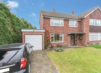 Thumbnail 3 bed semi-detached house to rent in Greenway, Chesham