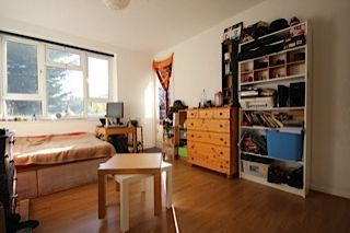 Thumbnail 2 bed flat to rent in Sheridan House., Hawksley Road, London