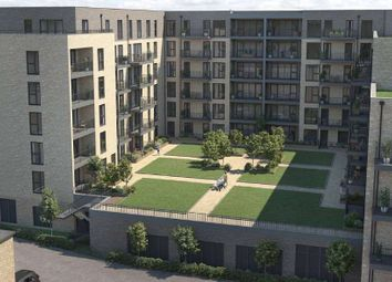 "Thumbnail 1 bed flat for sale in ""Plot 140"" at Honeypot Lane, London"