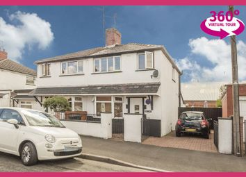 Thumbnail 3 bed semi-detached house for sale in Ailesbury Street, Newport