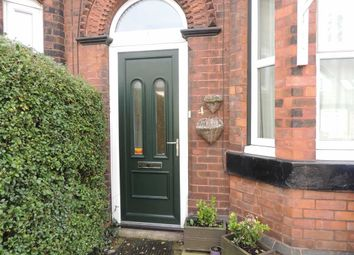 Thumbnail 3 bed terraced house for sale in Station Road, Marple, Stockport