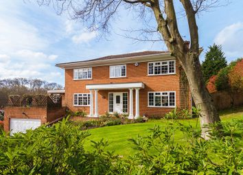 Thumbnail 5 bed detached house for sale in Magnolia Dene, Hazlemere, High Wycombe