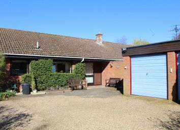 Thumbnail 3 bedroom bungalow to rent in Church Lane, Ufford, Woodbridge