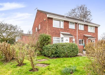 Thumbnail 1 bedroom terraced house for sale in Maybank Close, Lichfield