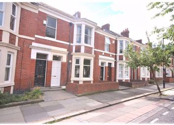 Thumbnail 2 bed flat for sale in Helmsley Road, Sandyford, Newcastle Upon Tyne