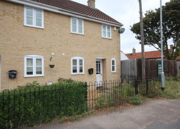 Thumbnail 2 bed property to rent in Back Street, Lakenheath, Brandon