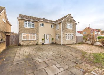 Thumbnail 5 bed detached house for sale in Launton Road, Bicester
