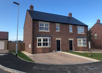 Thumbnail 3 bedroom semi-detached house to rent in Knights Road, Warkworth, Northumberland