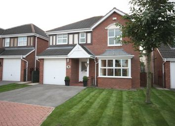 Thumbnail 4 bedroom detached house to rent in Hudson Close, Stamford Bridge, York