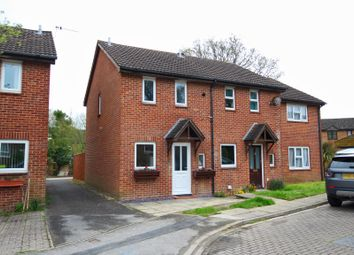Thumbnail 2 bed terraced house to rent in Lymington, Hampshire