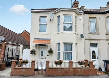 Thumbnail 2 bed terraced house for sale in Cromwell Road, St. George, Bristol
