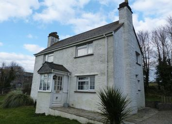 Thumbnail 3 bed detached house to rent in Polperro Road, Looe