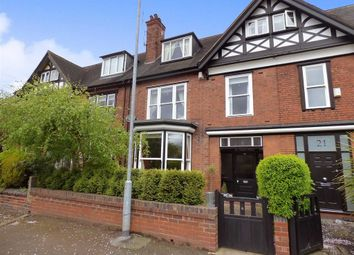 Thumbnail 5 bedroom town house for sale in Curzon Street, Basford, Newcastle-Under-Lyme