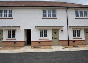 Thumbnail 2 bed terraced house for sale in Parks Close, Hartford, Northwich