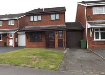 Thumbnail 3 bed link-detached house for sale in Delamere Close, Castle Bromwich, Birmingham, West Midlands