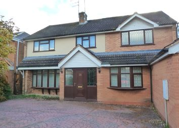Thumbnail 5 bed detached house for sale in Sabrina Road, Wightwick, Wolverhampton