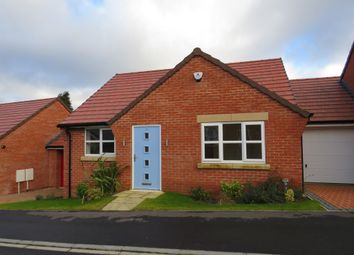 Thumbnail 2 bedroom detached bungalow for sale in Brandyline Gardens, Newthorpe, Nottingham