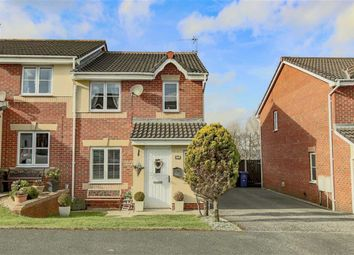 Thumbnail 3 bed semi-detached house for sale in Spring Meadows, Accrington, Lancashire