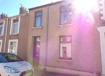 Thumbnail 3 bed terraced house to rent in Thomas Street, Aberavon, Port Talbot