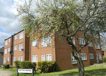 Thumbnail 1 bed flat for sale in Weald Lane, Harrow Weald, Harrow