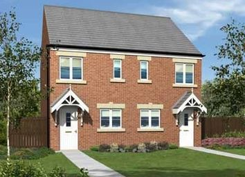 "Thumbnail 2 bed end terrace house for sale in ""The Moulton"" at Coquet Enterprise Park, Amble, Morpeth"