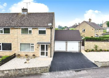Thumbnail 3 bed semi-detached house for sale in Font Lane, West Coker, Yeovil, Somerset