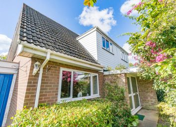 Thumbnail 3 bed detached house for sale in Tansley Close, Shrewsbury