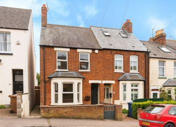 Thumbnail 3 bed end terrace house for sale in Crescent Road, Cowley, Oxford