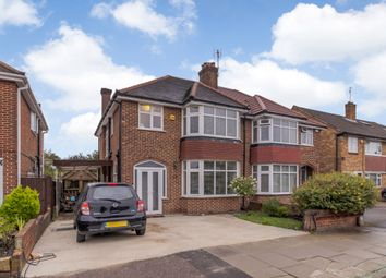 George V Avenue, Pinner, Middlesex HA5. 3 bed semi-detached house