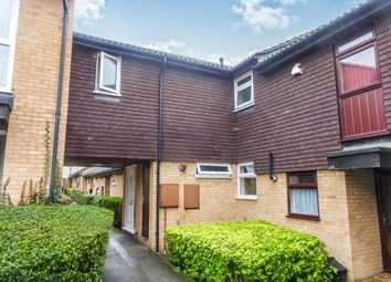 Thumbnail 4 bed terraced house for sale in Fleetham Gardens, Lower Earley, Reading