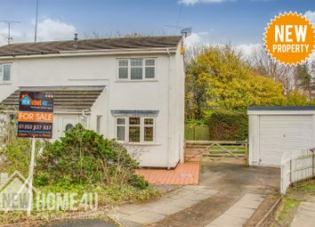 Thumbnail 2 bed semi-detached house for sale in St. Davids Close, Ewloe, Deeside