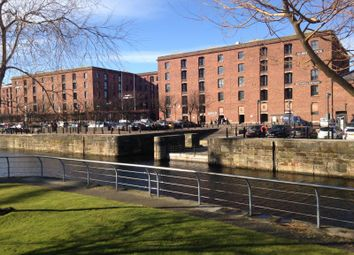 Thumbnail 3 bed flat for sale in The Colonnades, Albert Dock, Liverpool, Merseyside