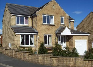 Thumbnail 6 bed detached house for sale in Dunmore Avenue, Queensbury, Bradford