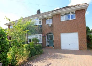 Thumbnail 5 bed semi-detached house for sale in St. Chads Close, Stone