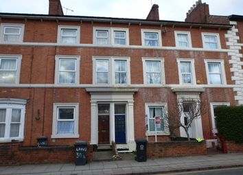 Thumbnail 4 bedroom town house for sale in Lancaster Road, Leicester