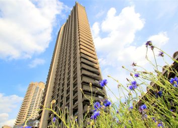 Thumbnail 3 bed property to rent in Shakespeare Tower, Barbican, London