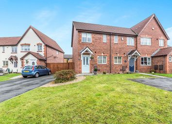 Thumbnail 2 bed terraced house for sale in Lady Acre, Bamber Bridge, Preston