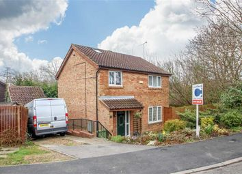 Thumbnail 4 bed detached house for sale in Tower Drive, Neath Hill, Milton Keynes