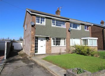 Thumbnail 3 bed semi-detached house for sale in Longfield, Fulwood, Preston