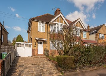 Thumbnail 3 bed detached house to rent in Cassiobury Park Avenue, Watford