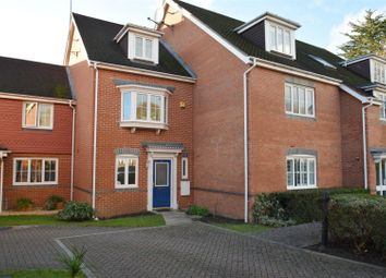 Thumbnail 3 bed terraced house for sale in All Hallows Road, Caversham, Reading