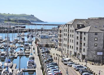 Thumbnail 1 bed flat for sale in Dolphin House, Sutton Wharf, Sutton Harbour, Plymouth, Devon