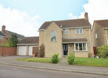 Thumbnail 3 bed detached house for sale in Crowhill, Godmanchester, Huntingdon