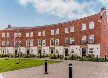 Thumbnail 3 bed town house for sale in St Georges Parkway, St Georges, Stafford