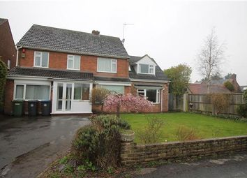 Thumbnail 4 bed detached house for sale in Elm Drive, Alcester, Alcester, Alcester
