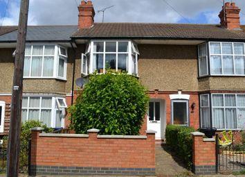 Thumbnail 2 bedroom terraced house for sale in Murray Avenue, Kingsley, Northampton