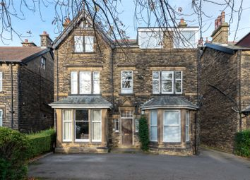Thumbnail 2 bed flat for sale in Street Lane, Leeds, West Yorkshire