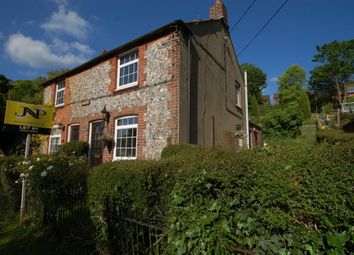 Thumbnail 2 bed semi-detached house to rent in Lower Road, Loosley Row